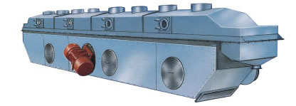 振动硫化床干燥机