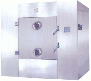 XBWZ系列箱式微波真空干燥机